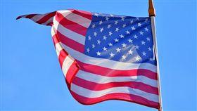 美國國旗,圖/翻攝自Pixabay