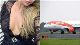 不少航空公司除了對空服員和機師有服儀規定外,對於上機乘客的穿著,多少也會有所拿捏,若是服裝太裸露、衣衫不整的話,很有可能就會被飛機拒載!英國一名女子哈里特(Harriet Osborne)說自己在西班牙要搭機回英國時,被易捷航空(EasyJet)拒絕搭乘,因為他們覺得哈里特的服裝太過暴露,哈里特為了搭機於是套了一件毛衣在外頭,但還是被空服員拒絕,讓她覺得相當受辱。(圖/翻攝自太陽報)