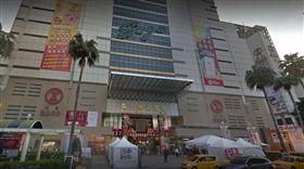 台中,廣三崇光百貨,漢來餐廳,水漬,跌倒,男童,過失傷害(圖/翻攝自Googlemap)