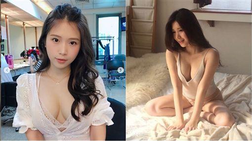 雞排妹,鄭家純/翻攝自IG