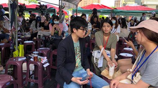 苗博雅,長榮罷工 圖/翻攝自苗博雅臉書