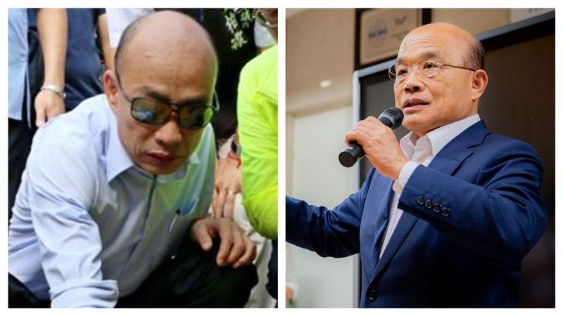 挖石油之亂!韓國瑜批全盲 蘇貞昌冷回:沒時間跟他閒扯 | 政治 | 三立