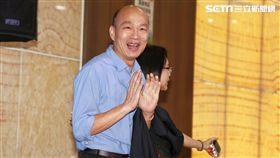 國民黨總統初選國政願景發表會候選人韓國瑜。(記者林士傑/攝影)