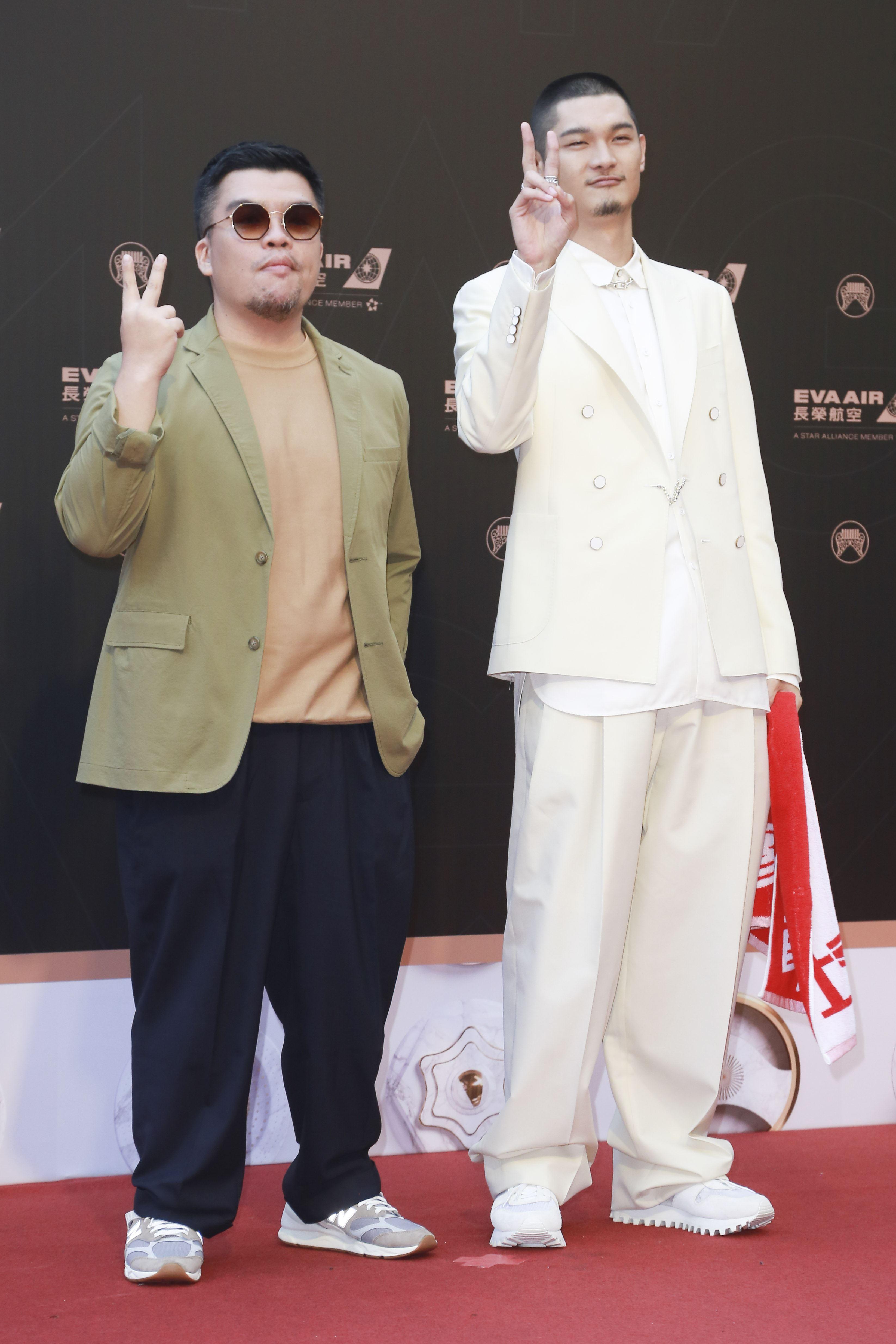 第30屆金曲獎星光大道,Leo王。(記者邱榮吉、林士傑/攝影)