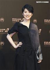 第30屆金曲獎星光大道,岑寧兒。(記者邱榮吉、林士傑/攝影)