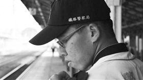 圖/資料照,台鐵殉職員警