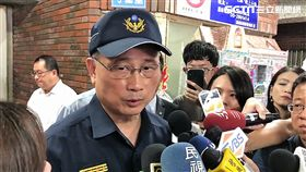 警政署長陳家欽對於鐵警李承翰遭刺身亡發表看法(新聞台)