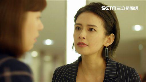 袁艾菲、夏若妍《我們不能是朋友》 圖/八大提供