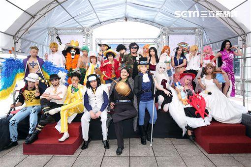 海賊王,航海王,ONE PIECE 動畫二十週年紀念特展,ONE PIECE,魯夫