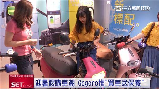GOGORO,電動車,首購族
