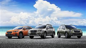 ▲SUBARU車系拿下美國高速公路安全保險協會IIHS最高評級。(圖/SUBARU提供)