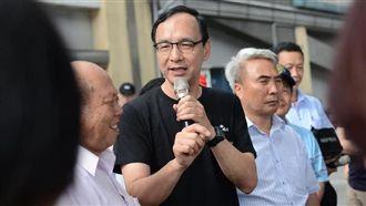 黨內民調公平性遭質疑 朱無奈說話了