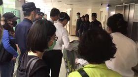台鐵,自強號,李承翰,同袍/翻攝內政部警政署鐵路警察局高雄分局臉書