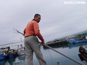 陳大哥抓旗魚