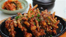 膠原蛋白,雞爪,食補,美顏,油脂(圖/取自Pixabay)