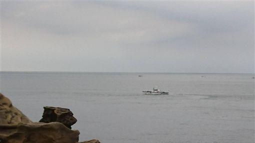 新北,潛水,象鼻岩,失蹤,男大生(圖/翻攝畫面)