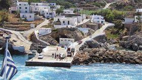 希臘安迪基西拉島。(圖/翻攝自推特)
