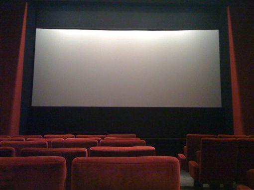 電影院 (圖/攝影者Do u remember, Flickr CC License) https://tinyurl.com/y2xdsqh3