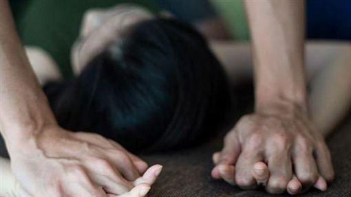 性侵,強暴,性騷擾,家暴(圖/PIXABAY)