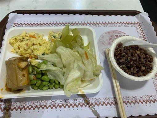 便當,菜色,價格,Dcard 圖/翻攝自Dcard