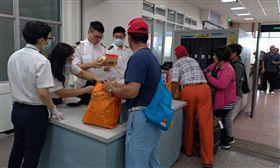 中國花蓮包機航線復航 旅客帶肉鬆開罰20萬/防檢局網站
