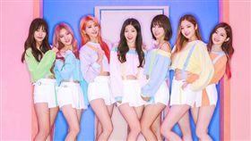 南韓人氣女團DIA經歷五次變動,確定再少一名成員。(圖/翻攝自網路)