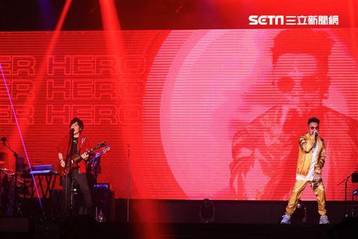 蕭秉治演唱會,五月天怪獸助陣/相信音樂提供