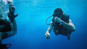 潛水(示意圖/取自Pixabay)