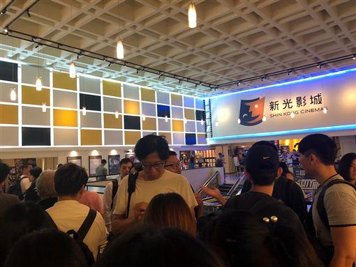 域動行銷舉辦內部活動「10周年文青」,一同參與台北電影節