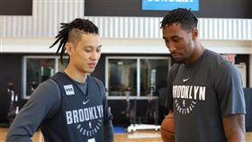 NBA/暴龍1年約鎖定書豪前隊友 NBA,多倫多暴龍,Rondae Hollis-Jefferson,布魯克林籃網,林書豪 翻攝自推特