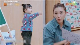 應采兒與港星袁詠儀受邀參演中國節目《童言有計2》。