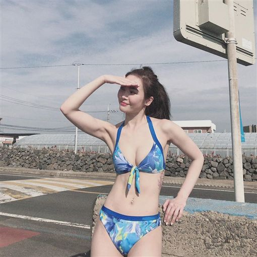 梁凱莉、舒子晨、Albee、巫苡萱 圖/IG