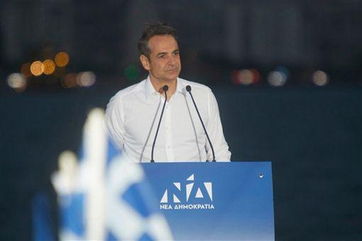 希臘,總理,米佐塔基斯,新民主黨