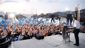 希臘,新民主黨,米佐塔基斯,兩黨政治,選舉
