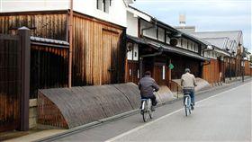 日本街道,日本街景,伏見桃山(圖/攝影者synnwang/Flicker, CC Licensed)