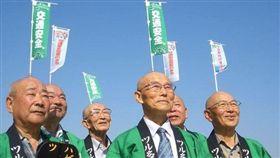 超獵奇!日本這比賽竟是「禿頭限定」 日本,禿頭,拔河比賽