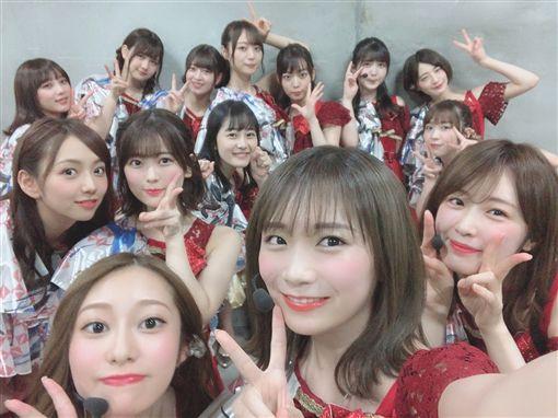 快訊/日女團「乃木坂46」 隊長櫻井玲香宣布9月畢業 圖/翻攝自官網