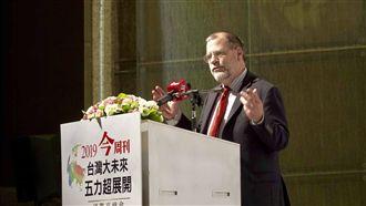 貿易戰兩難 國發會:美中都需要台灣
