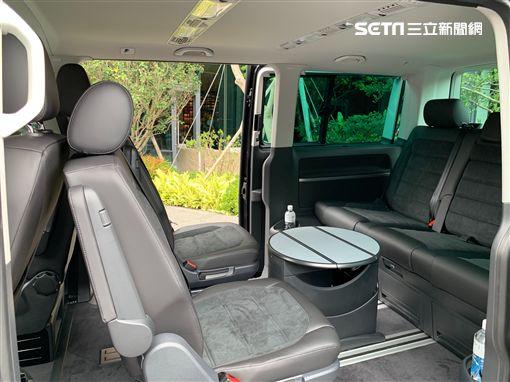 ▲Volkswagen Multivan(圖/顏敏翔攝影)