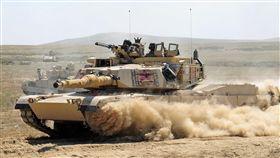 美國軍售坦克