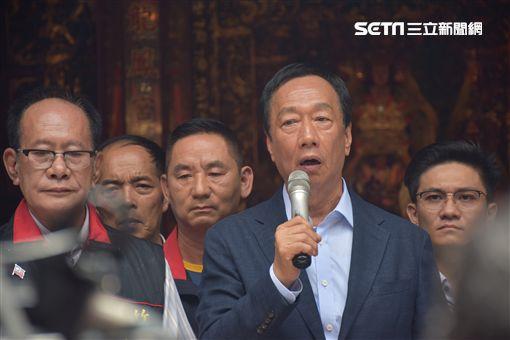 郭台銘 圖/記者林恩如攝影