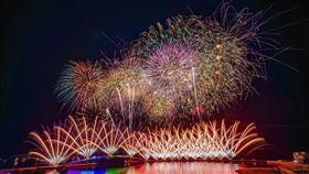 澎湖,國際海上花火節,觀光,花火,旅遊
