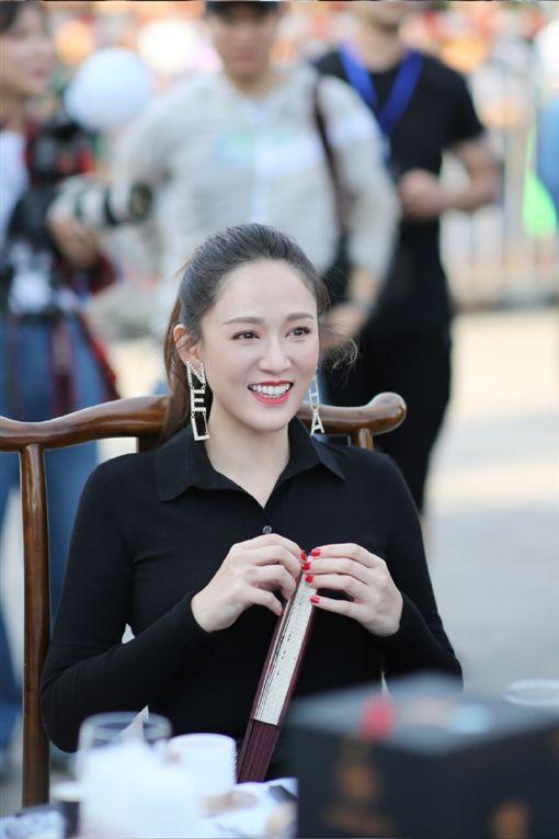 陳喬恩(圖/翻攝自微博)