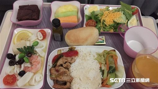 飛機餐(圖/攝影者Matt_Weibo, Flickr CC License)