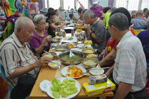 澎湖縣,老人餐食,賴峰偉,不鏽鋼,健康