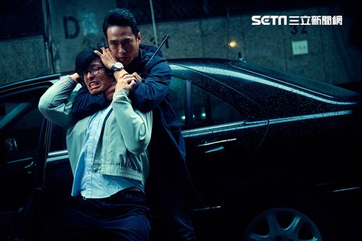 《緝魔》集合台灣金獎陣容莊凱勛 /華映提供