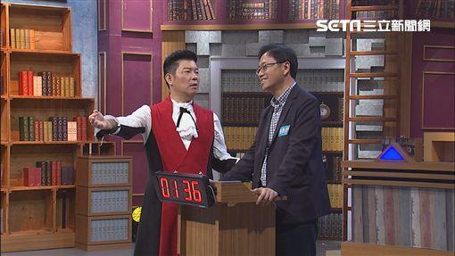 張善政上《全民星攻略》圖/東森提供