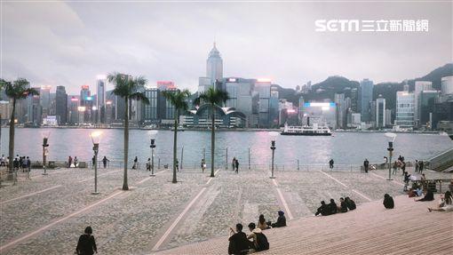 香港維多利亞港/記者楊惟甯攝影