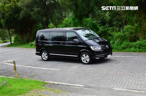 ▲福斯商旅Multivan。(圖/鍾釗榛攝影)