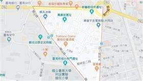 開山里。(圖/翻攝自GoogleMap)